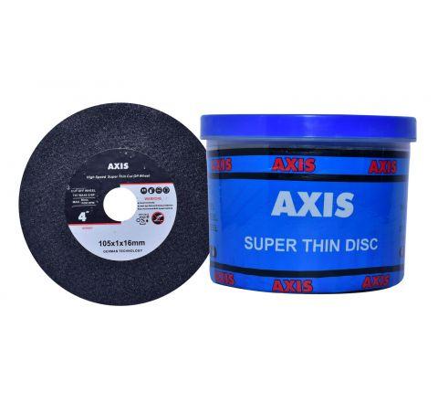 Axis Gold 4 inch Cut Off Wheel, 105 X 1 X 16 mm ( abr_cut_cow_015 )