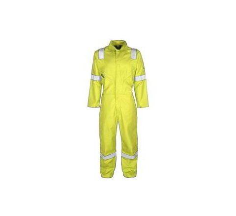 Galaxy Enterprise Yellow Color Cotton Boiler Suit WM 009