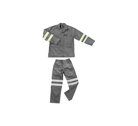 Galaxy Enterprise Grey Color Polyester Viscose Jacket And Trouser WM 007
