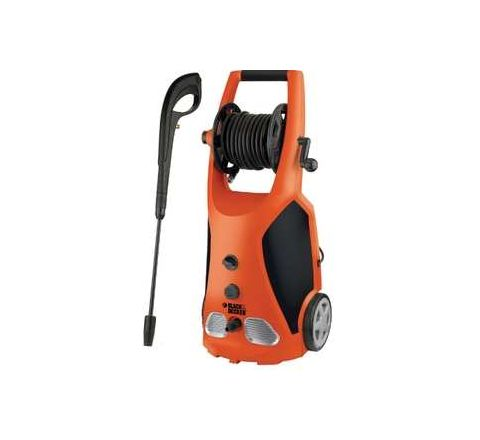 Black & Decker PW2100SPB 420 Ltr/h Flow Rate Pressure Washer by Black & Decker