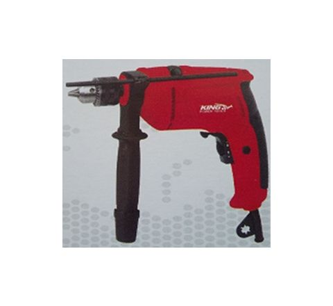 King KP-303 Drill Capacity 13 mm Speed 2600 RPM Electric Impact Drill by King
