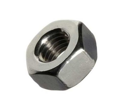 Mahavir Fasteners Hex Nut Stainless Steel A4-316 M3by Mahavir Fasteners