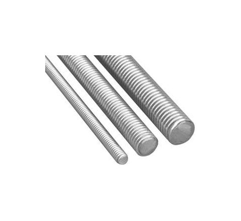 Mahavir Fasteners Stainless Steel Threaded Rod (Dia M6 Length 1 Mtr.)by Mahavir Fasteners