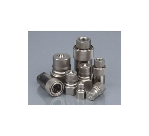 """JELPC (HSP-02SF) Hydraulic Nitto Type Coupler 1/4"""" (BSP) by JELPC"""