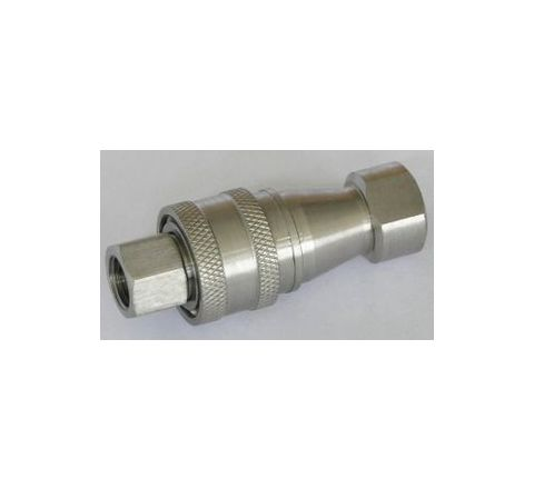 """Techno 1/4"""" Working Pressure 70 Kg Hydraulic Coupling by Techno"""