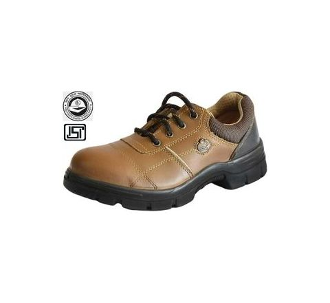 Bata Endura B-sport 11 No. Brown Steel Toe Safety Shoes
