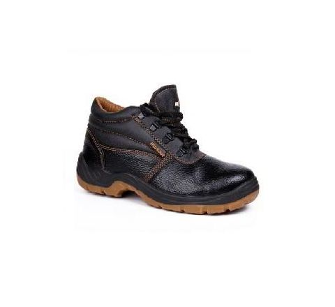 Hillson Workout 9 No Black Steel Toe Safety Shoes